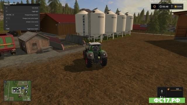 Мод FS17 Карта Goldcrest valley plus plus v 1.9.1 для Фермер Симулятор 2017