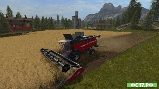 Мод FS17 Скрипт Chopped Straw v 1.0.0.6 для Фермер Симулятор 2017